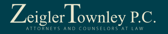 Zeigler Townley PC Attorneys and Counselors at Law Logo